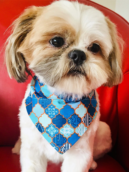 Dog Bandana Diamond Couture by Woof Stuff