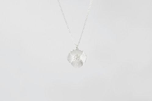 罌粟花項鍊