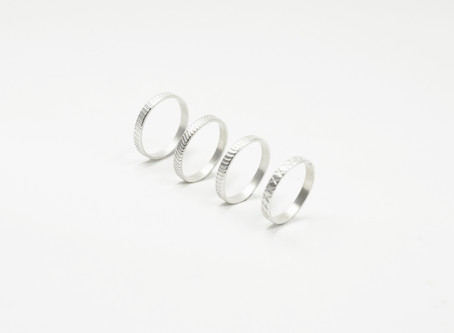 I-Shan13金工美學 - 造型戒指體驗課程