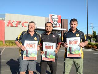 KFC new Boot sponsor