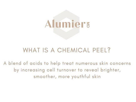 Peeling your way to healthy skin