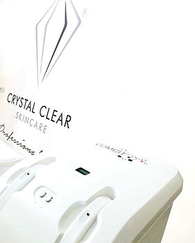Crystal Clear Oxygen Therapy Andrea Simpson Facialist