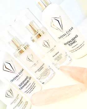 Crystal Clear Skincare Andrea Simpson Facialist