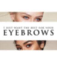 HD Brows Eyebrow shape ashby de la zouch