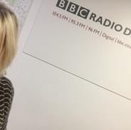 BBC Radio Derby Interview