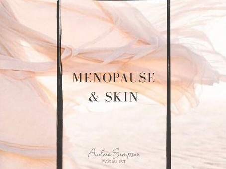 Menopause & Skin