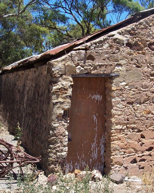 The Old Shed, McLaren Vale.