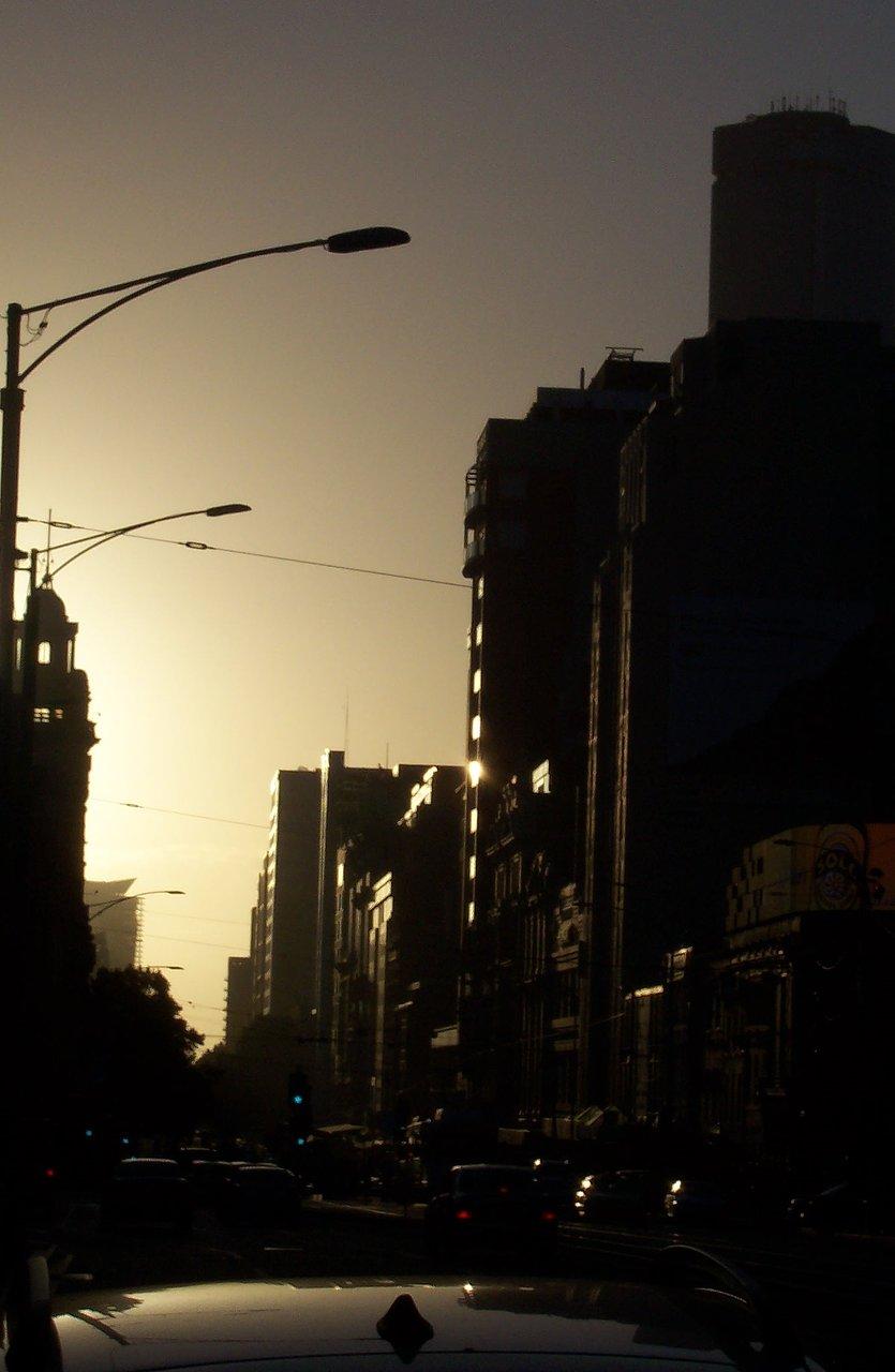 Melbourne Noir