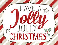 Have a Jolly Jolly Christmas Card