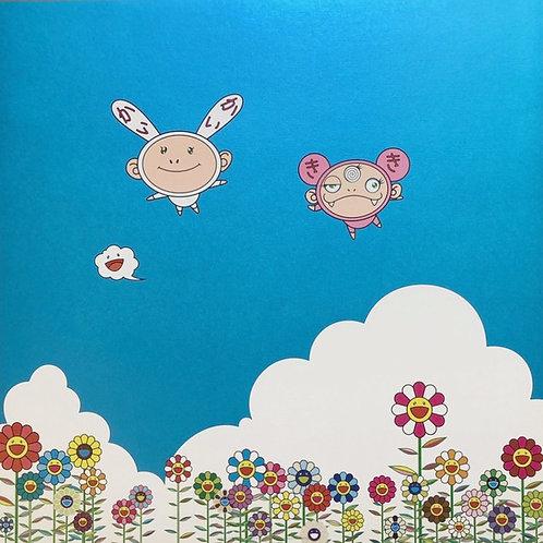 """If Only I Could Do This, If Only I Could Do That, 2006"" by Takashi Murakami"