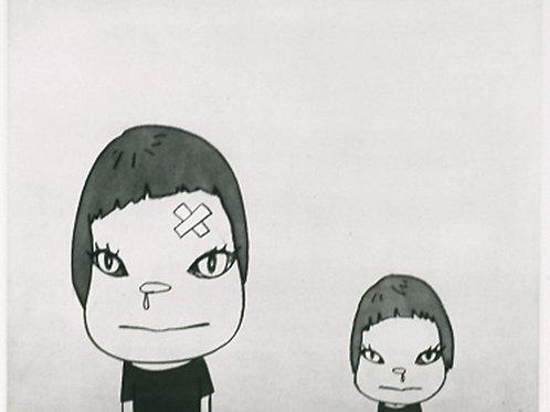 """""""Running Nose Brothers"""" by Yoshitomo Nara"""