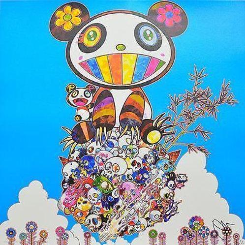 """The Pandas Say They're Happy "" by Takashi Murakami"