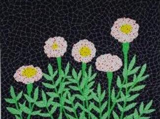 """""""Flower (I)"""" by Yayoi Kusama"""