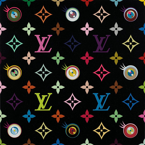 """""""EYE LOVE SUPERFLAT"""" by Takashi Murakami"""