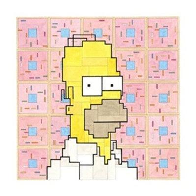 """""""Homer"""" by  Adam Lister"""