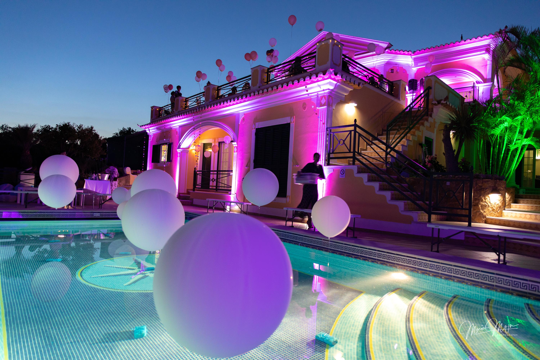 Wedding DJ Hire Algarve