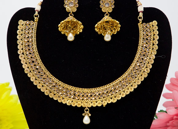 Gold Plated Neckless