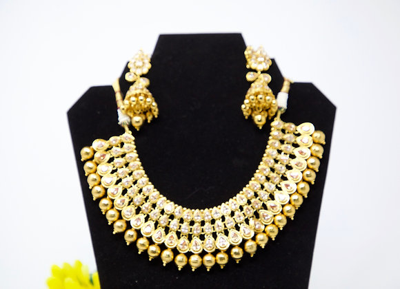 Gold Plated Neckless 22