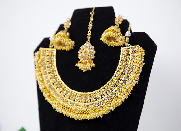 Gold Plated Neckless 11