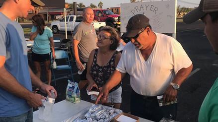 IO Serves Rockport after Hurricane Harvey