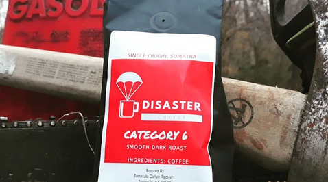 Bold Coffee Fueling Disaster Relief