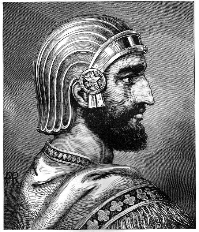 King Cyrus the Great