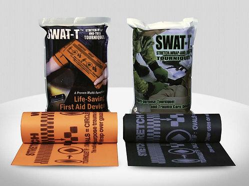 SWAT-T (Stretch, Wrap & Tuck Tourniquet)
