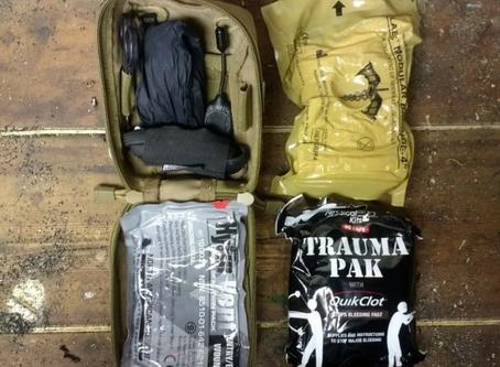 My Personal Trauma Kit