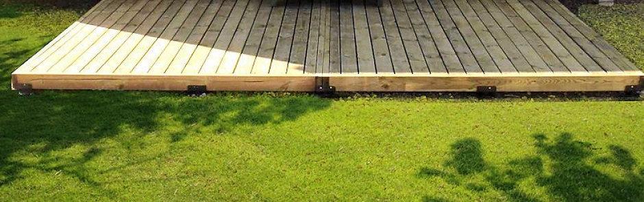 Terrasse Basse type Plancher
