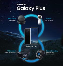 Galaxy Plus