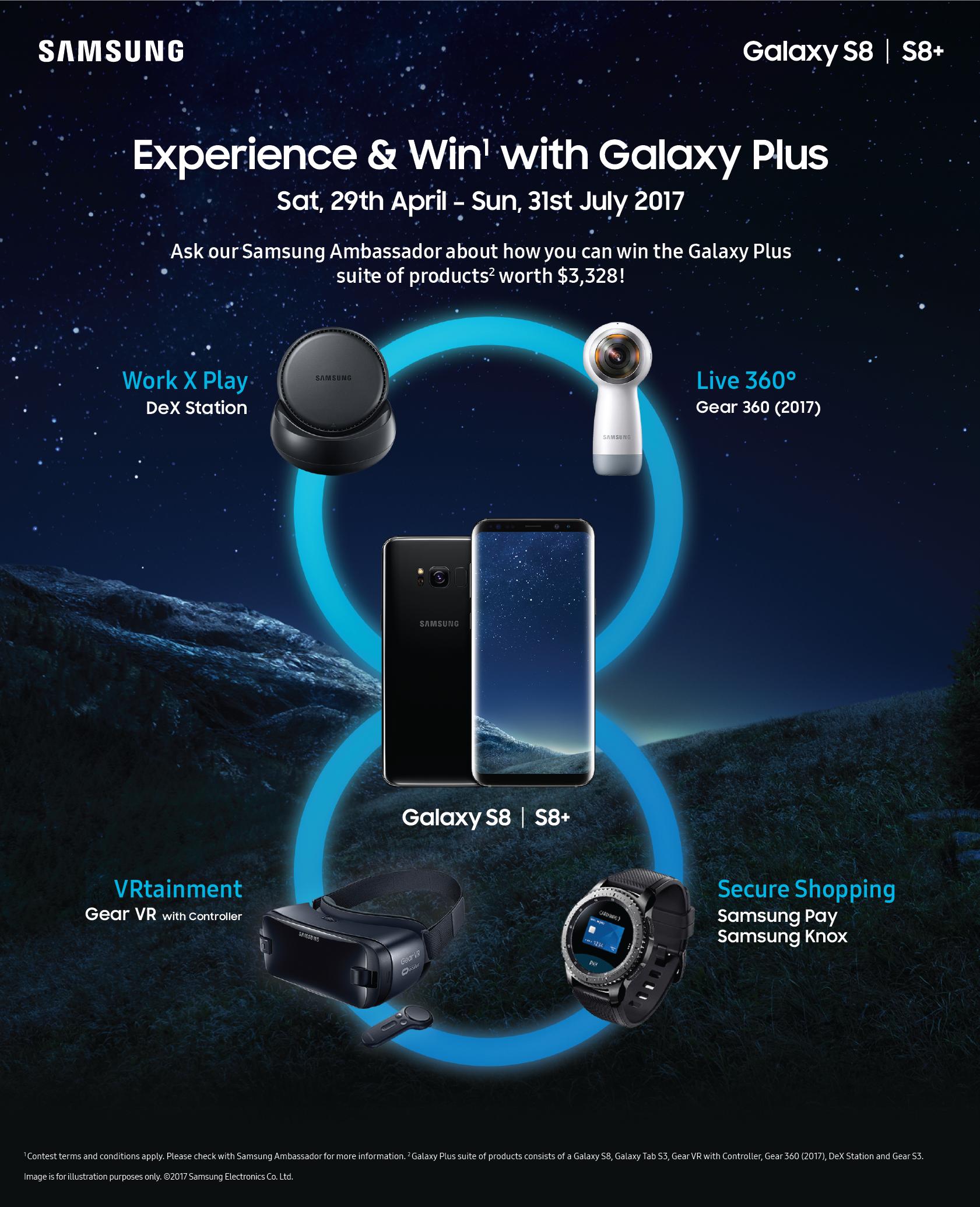 Galaxy Plus POSM