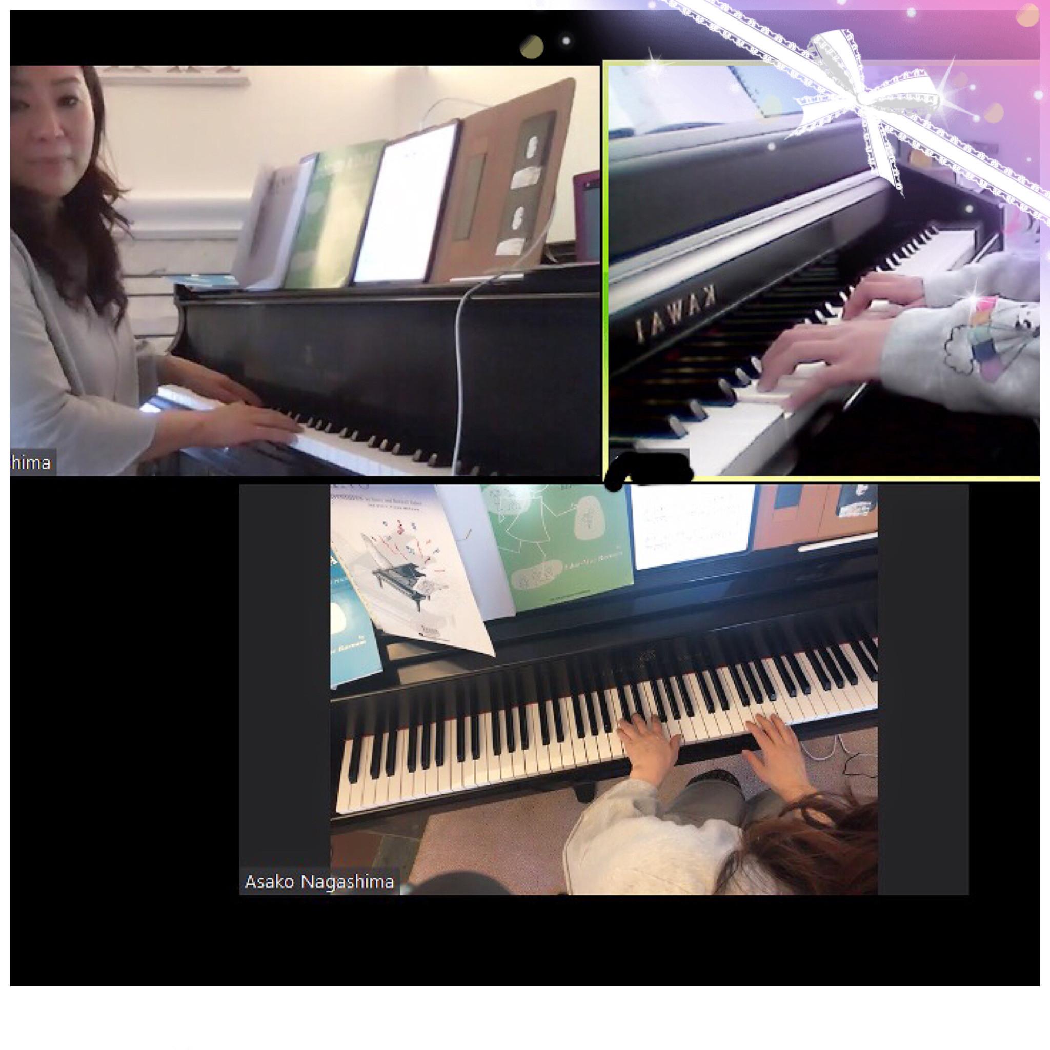 30min online private piano lesson