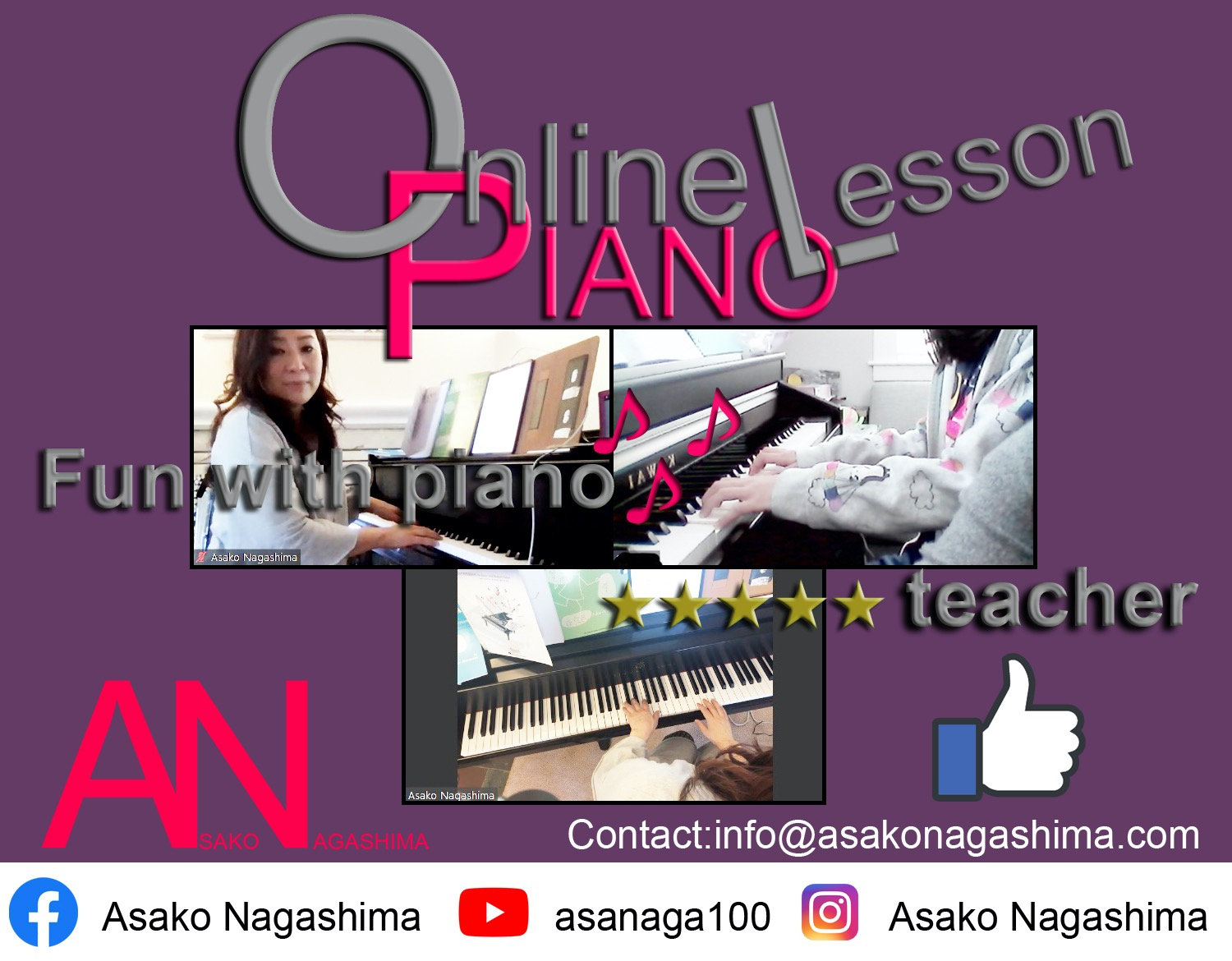 Free trial lesson for new student