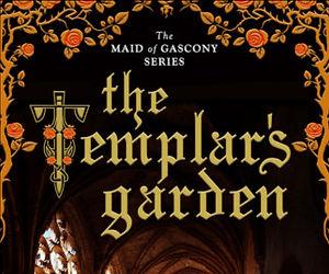 The Templar's Garden, Catherine Clover.j