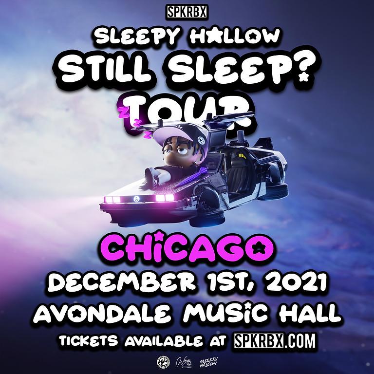 Sleepy Hallow - The Still Sleep Tour