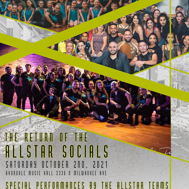 Phyzeke Presents: The Return of the All-star socials