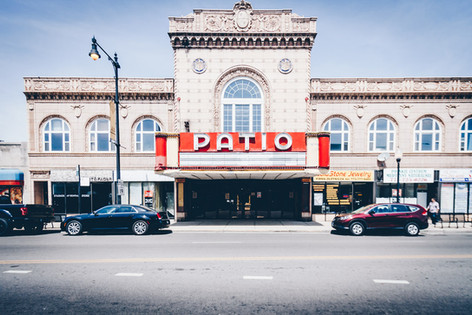 THE PATIO THEATER