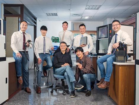 《今周刊》六個企二代 30天拚出檢測機十倍量產力