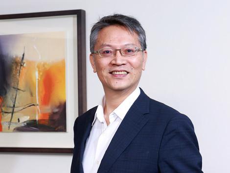 【專訪】臺灣數位企業總會理事長陳來助