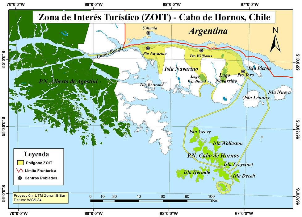 Polígono ZOIT Cabo de Hornos