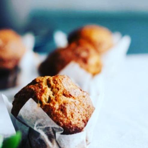 Hvem liker ikke en god muffins_ _Mine er