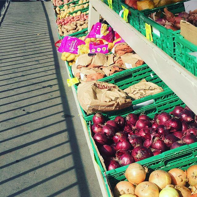 #søndagsshopping #fruktoggrønt #haslum #bærum #utvalg #ferskt 🍀