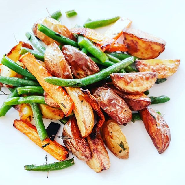 Trøtt på den ordinære salaten, poteten o