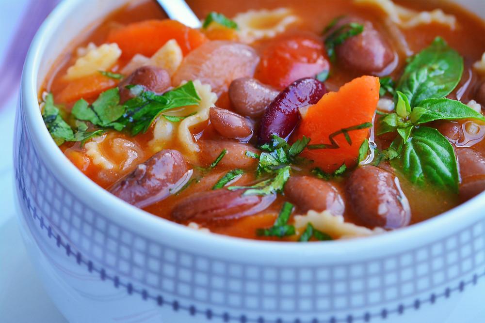 Vinter Suppe