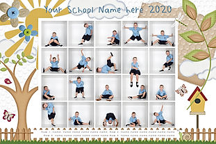 Nature Series CLASS TEMPLATE preschool 2