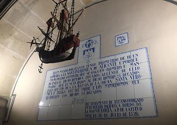 Elcano Santa Faz