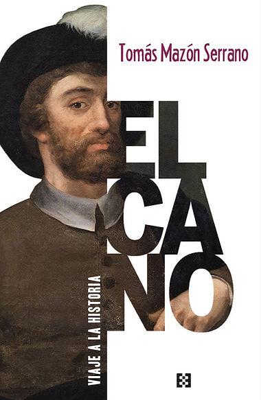 Elcano Viaje a la Historia Libro Portada