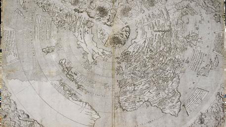 Contarini World Map