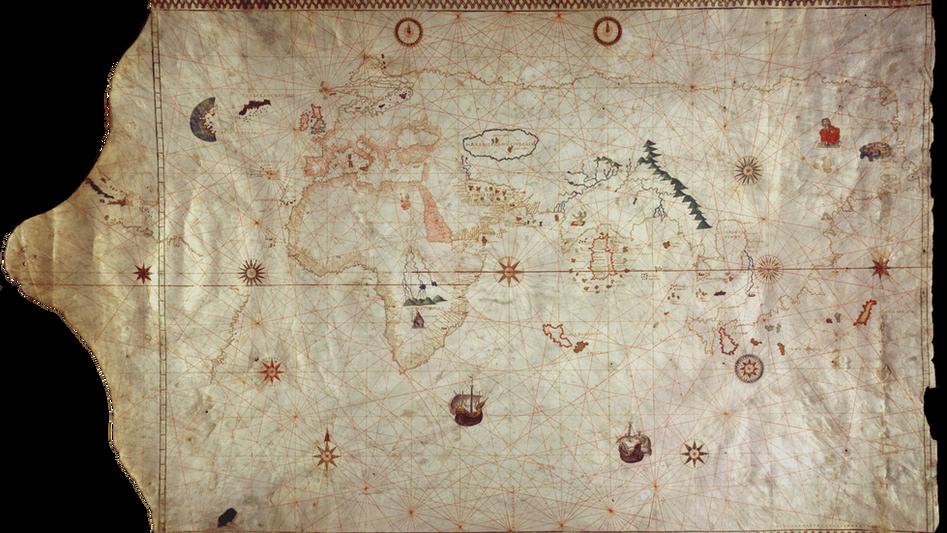 Mapa King-Hamy