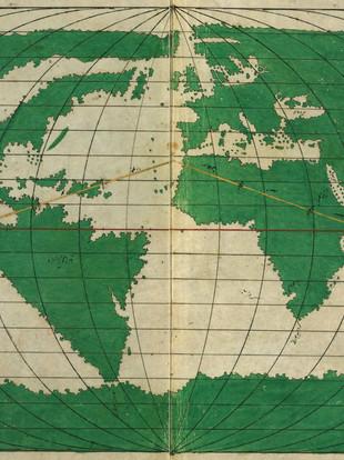 Atlas marítimo otomano Deniz atlası